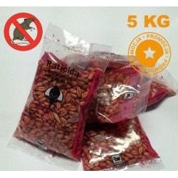 Zatrute ziarno na myszy i szczury MURIBROM 5 KG