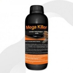 OPRYSK NA PLUSKWY, PRUSAKI, PCHŁY - Mega Killer EC010