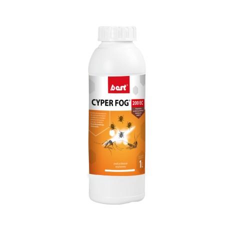 Cyper Fog - na komary i kleszcze 1L