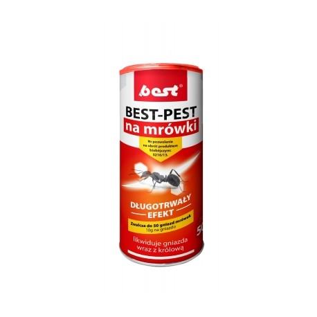 Trutka na mrówki BEST-PEST 500g - Zwalcza gniazda wraz z królową