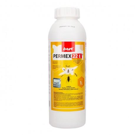 PERMEX 22E - 3 składnikowy mega mocny oprysk